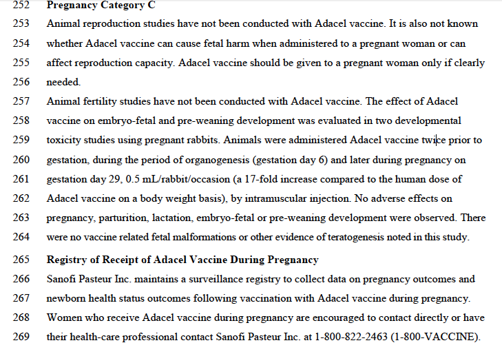 Whooping Cough Vaccine During Pregnancy >> Whooping Cough Shots During Pregnancy Health Choice Vermont